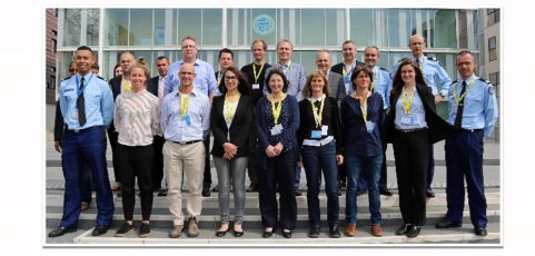 The SHUTTLE project held its kick-off meeting on 22-23 May 2018 in Pontoise, France at IRCGN premises